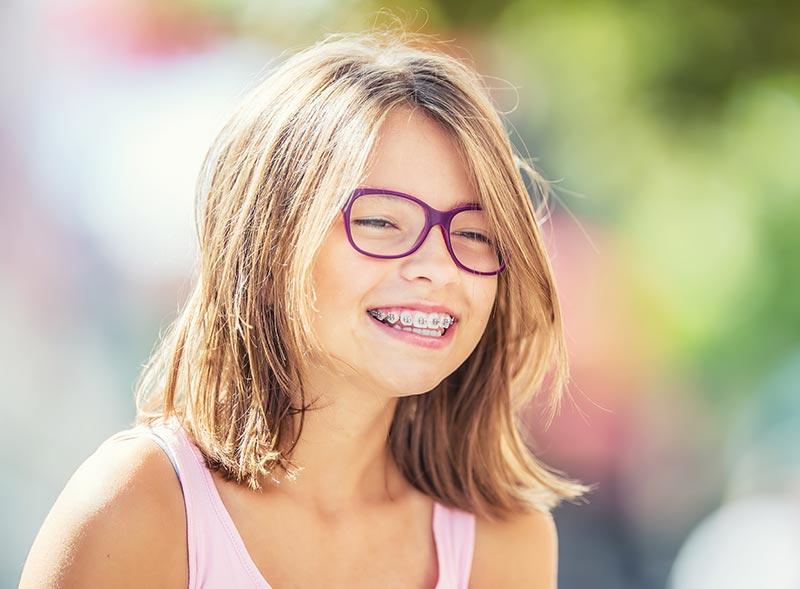 Avantages > Soins > Orthodontie
